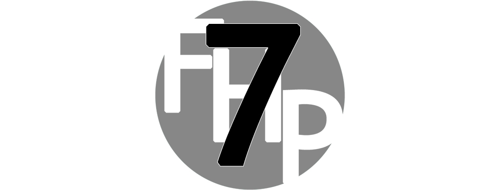 The number 7 superimposed over Federal Hill Photography LLC's logo.